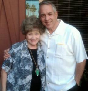 Joyce Brown with Bill Sardi